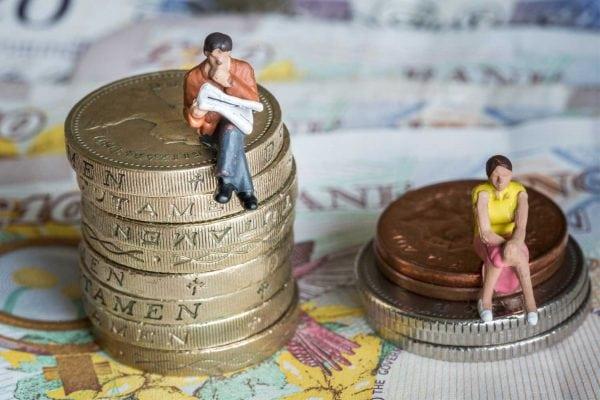 Gender Pay Gap in HR jobs